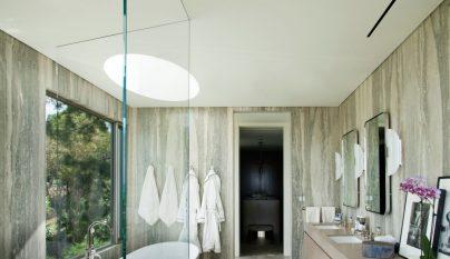 Trousdale Estates Contemporary Home14