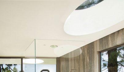Trousdale Estates Contemporary Home15
