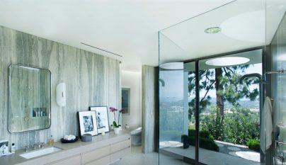 Trousdale Estates Contemporary Home16