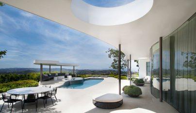 Trousdale Estates Contemporary Home3