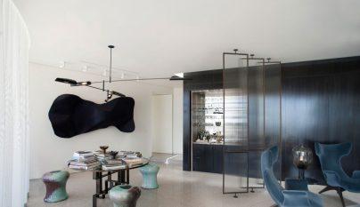 Trousdale Estates Contemporary Home8