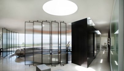 Trousdale Estates Contemporary Home9