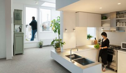 Apartment in Amsterdam5