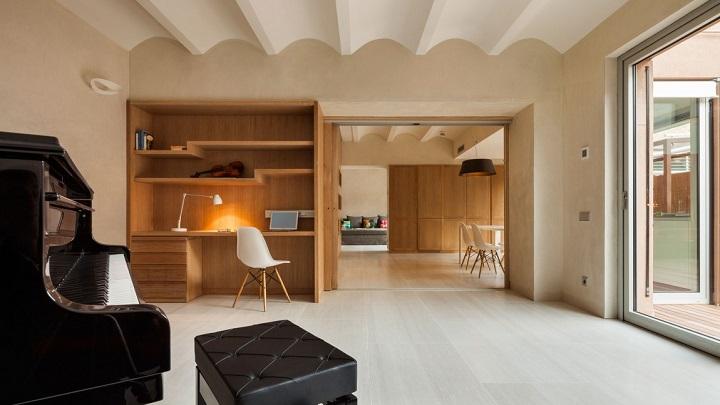 Duplex Gracia Barcelona1