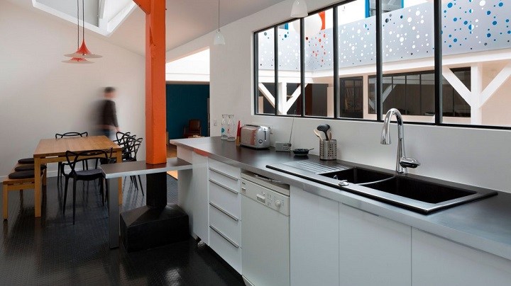 Carpinteria loft Paris1