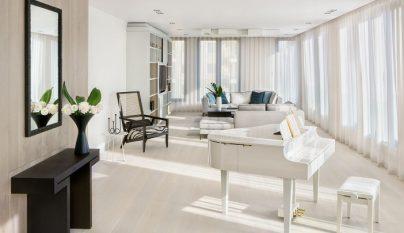 Luxury European Penthouse Sofia