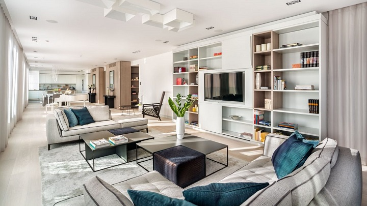 Luxury European Penthouse Sofia1