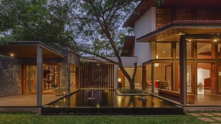 Krishnan House India