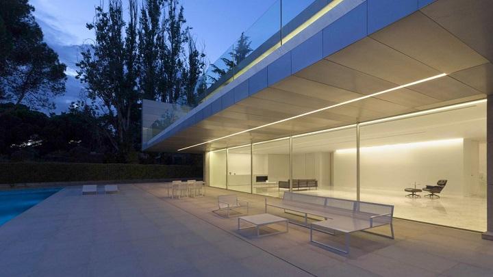 Casa de Aluminio foto1