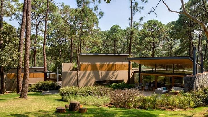 Cinco Casas foto1
