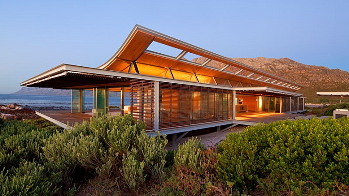 rooiels beach house foto