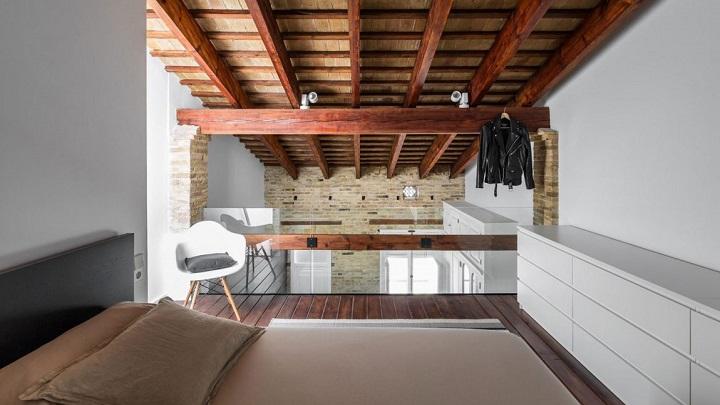 Loft en El Cabanal foto1