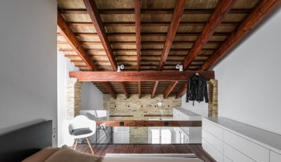 Loft en El Cabanal22