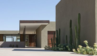 Decoarq arquitectura decorativa - Residence contemporaine yerger en arizona ...