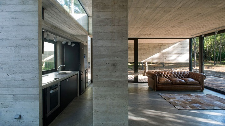 Decoarq arquitectura decorativa for Casas de hormigon