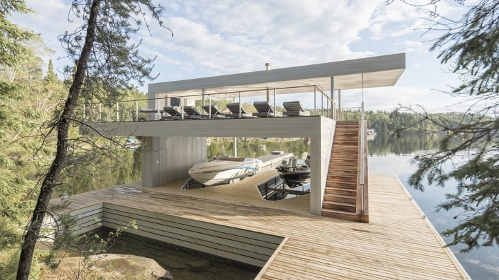 Boathouse-foto