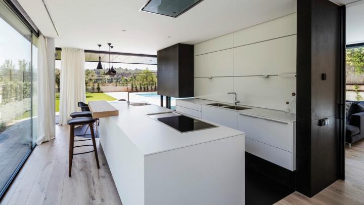 Casa-sostenible-Barcelona-cocina