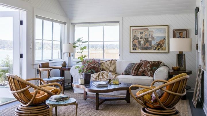 Casa-vacaciones-Vashon-Island-interior