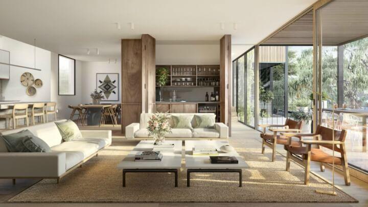Casa-tres-pisos-Melbourne-interior