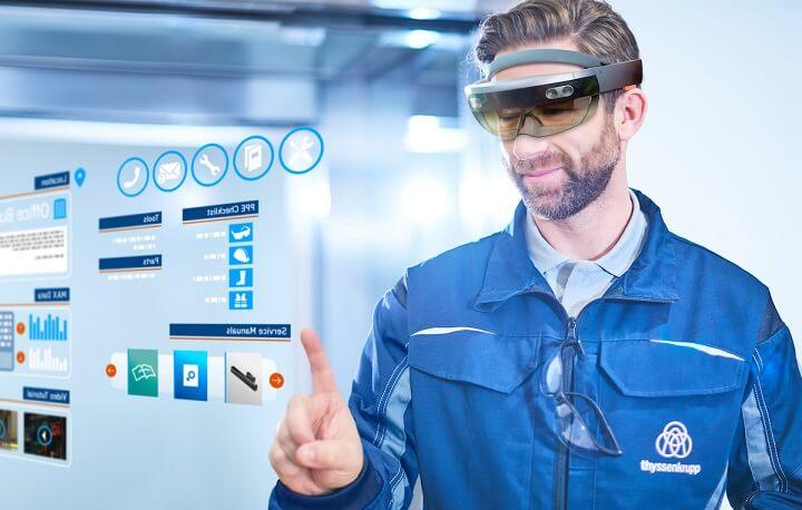 thyssenkrupp-HoloLens